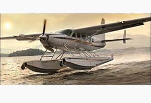 CESSNA C208/208B (Honeywell TPE331) T1+T2