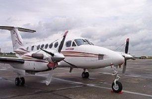 Beechcraft 200 series – PT6A-41/42/52 (T1+T2)