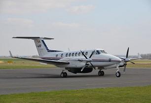 Beechcraft series 300 – PT6A-60A (T1+T2)