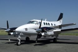 Beechcraft series 90 – PT6A-21/135A (T4)