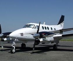 Beechcraft series 90 – PT6A-21/135A (T4)