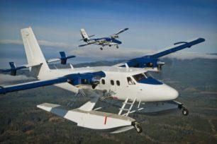 De Havilland DHC-6 Twin Otter Series PT6 (T1+T2)